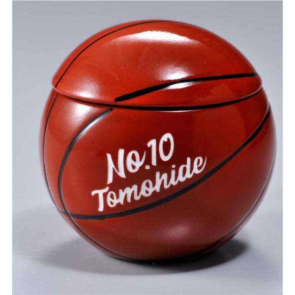 バスケットボール マグカップ 名入れ プレゼント おもしろ 食器 記念品 卒業記念 バスケット ふたつき original 06