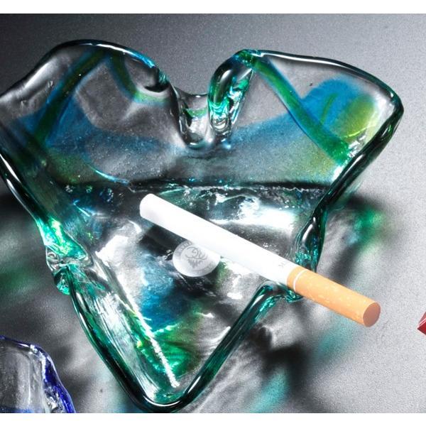 ギフト 名入れ 名前入り お祝い 選べる 贈り物 記念日 誕生日 プレゼント ギフト たばこ 喫煙者 20代 30代 40代 男性 女性 琉球硝子 三角灰皿 original 05