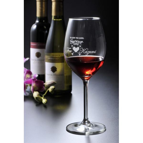 名入れ プレゼント ギフト 選べる 彼氏 彼女 男性 女性 誕生日 記念日 お洒落な欲張りセット 赤ワイン & 白ワイン & ワイングラス お一人様セット|original|07