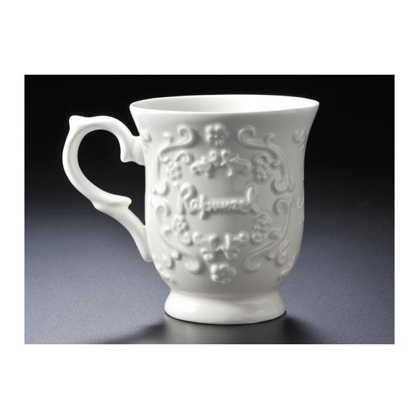 誕生日 プレゼント ギフト 名入れ おしゃれ 女性 キッズ 名前入り コーヒーカップ  ディズニー プリンセス アリエル ラプンツェル カメオ マグカップ 単品|original|16