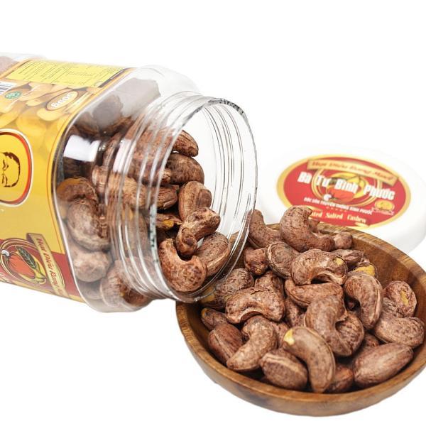 カシューナッツ ロースト 皮付き 塩味500g GIABAO ジアバオ ベトナム 無添加 無農薬 おやつ おつまみ