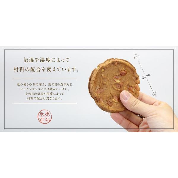 扶蓉の大名ピーナツクッキー 24枚 焼き菓子 ギフト|orite|02