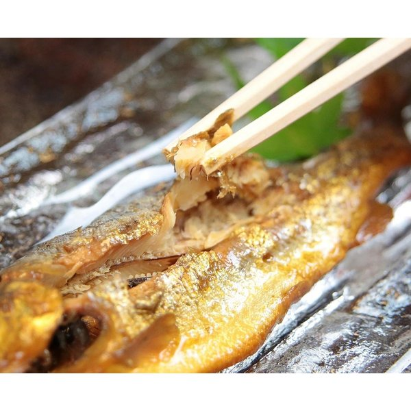 名代虹鱒の甘露煮5匹|orite|03