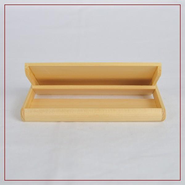 名刺入れ 木製 ヒバ 約15枚収納可能 名刺ケース カードケース シンプル|orite|06