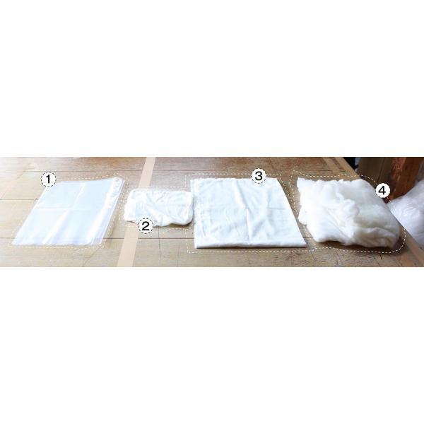 近江真綿 手作りひざかけキット 夏休みの自由研究に 親子で楽しみながら学べる|orite|03