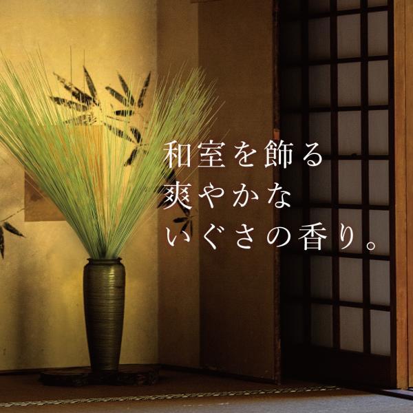 い草飾り ドライフラワー 香雅美草 インテリア雑貨 和風|orite|04