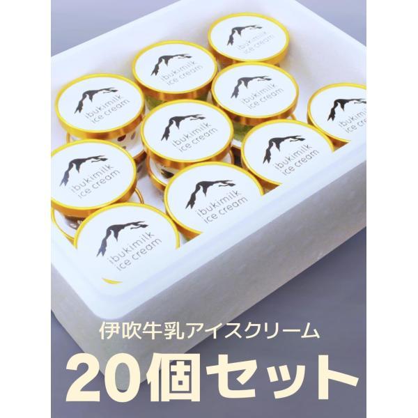 送料無料 牛乳屋さんのアイスクリームセット 20個入り (バニラ・チョコチップ・抹茶・ラムレーズン) 産地直送 お取り寄せ ギフト 滋賀県|orite