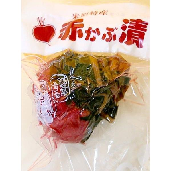 鍋冠乙女も食べている伝統の赤かぶぬか漬 無添加|orite|02