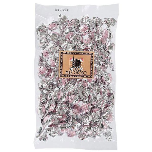 ロワールチョコレート ココアミルクチョコ20袋(1c/s)個包装チョコ大量 販促お菓子  景品 ギフト oroshistadium 04