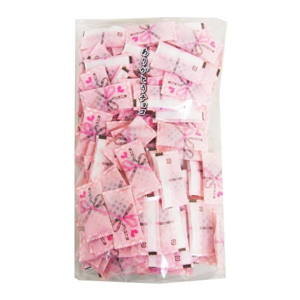 バレンタインチョコ * ありがとうチョコ500g *  個包装 チョコレート お礼 バレンタイン義理チョコ oroshistadium 06