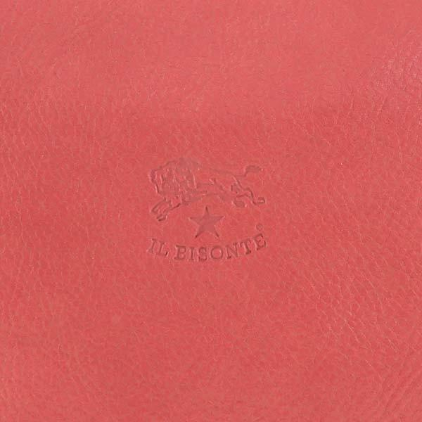 イルビゾンテ バッグ ショルダーバッグ IL BISONTE  A1674  953 GERANIO EP COWHIDE LEATHER  比較対照価格43,200 円