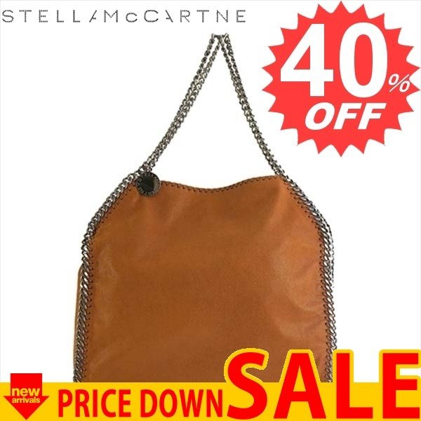 ステラマッカートニー バッグ ショルダーバッグ STELLA MCCARTNEY FALABELLA 261063 FALABELLA SMALL SHOPPING BAG 7660 TANGERINE W9132【型式】1468011063043