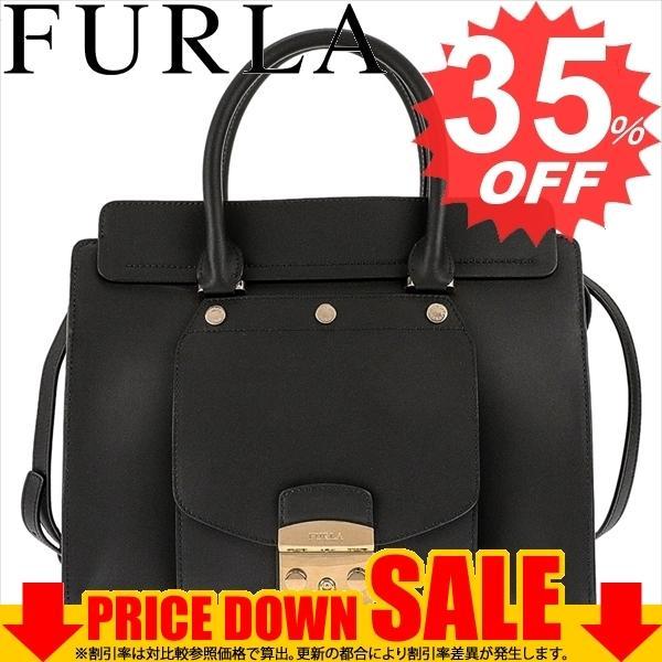 フルラ バッグ 手提げバッグ FURLA  962991  ONYX     比較対照価格86,400 円