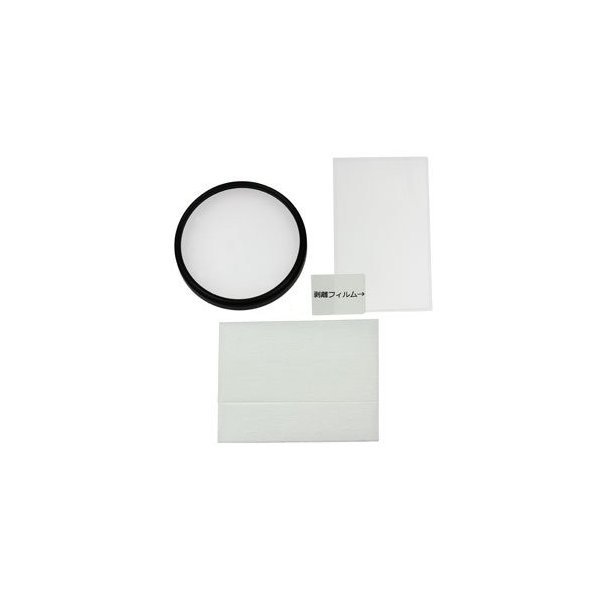 液晶保護フィルム+レンズ保護フィルター49mmPanasonic HC-VX980M/HC-WX990M/HC-WXF990M専用 AR液晶