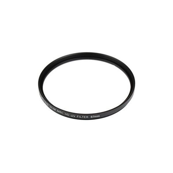 CANON EOS Kiss X8i/EOS 8000D EF-S18-135 IS USM レンズキット用 互換マルチコートUVレンズ保護