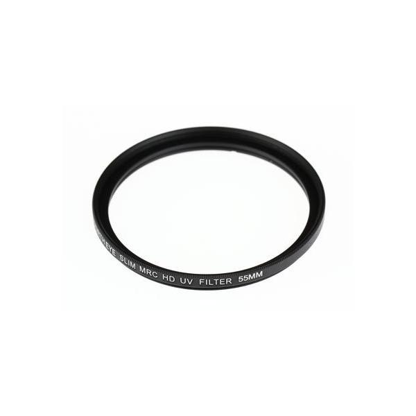 レンズ保護フィルター55mm+55mmの2点セットNikon D5300 AF-P ダブルズームキット用 互換マルチコートUVレンズ保護フィ
