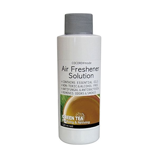 COCORO@mode Air? Freshener Aroma Solution 120ml グリーンティー NC40748