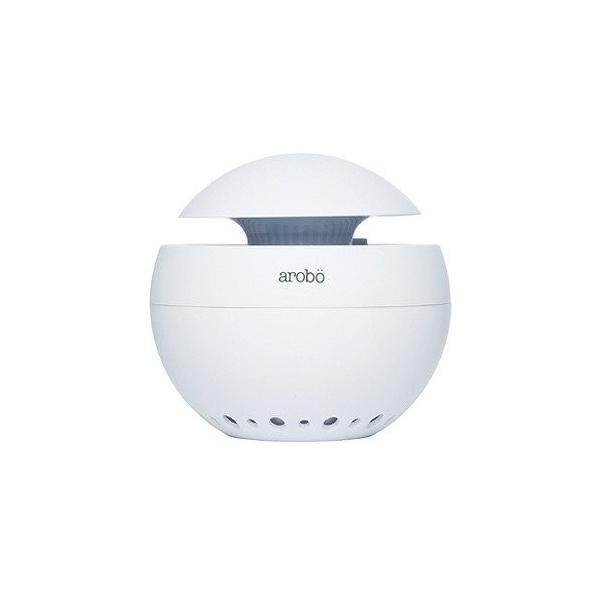 arobo 空気清浄機 ホワイト CLV-166S