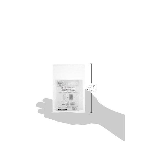 シャープ 使い捨てプレフィルター 加湿空気清浄機用 使い捨てプレフィルター 6枚入り FZ-PF80K1