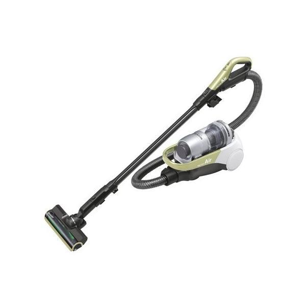 シャープSHARPコードレスキャニスターサイクロン掃除機イエロー系EC-AS500-Y