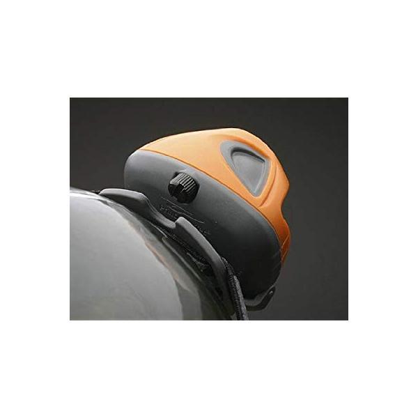 PRINCETONTEC(プリンストンテック) EOS-R イオスR 1ワットヘッドランプ ブラック EOS-R-BK