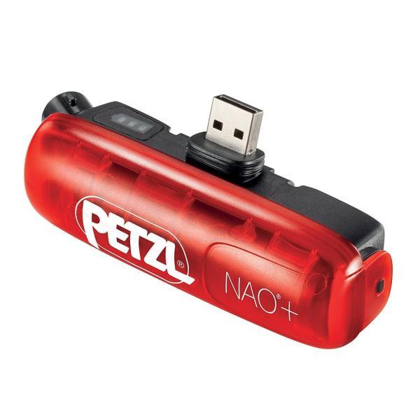 PETZL (ペツル) NAO+ (ナオプラス) バッテリー E36200 2B メーカー説明書付き(日本語あり)PSEマーク付 並行輸入品