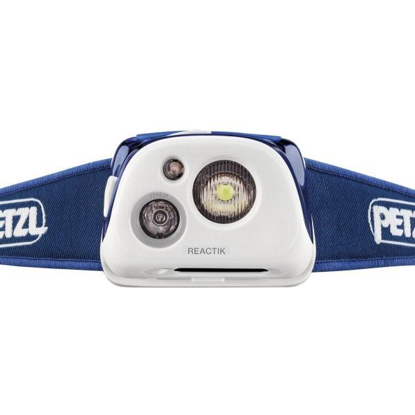 PETZL(ペツル) リアクティック E92H MI-ブルー