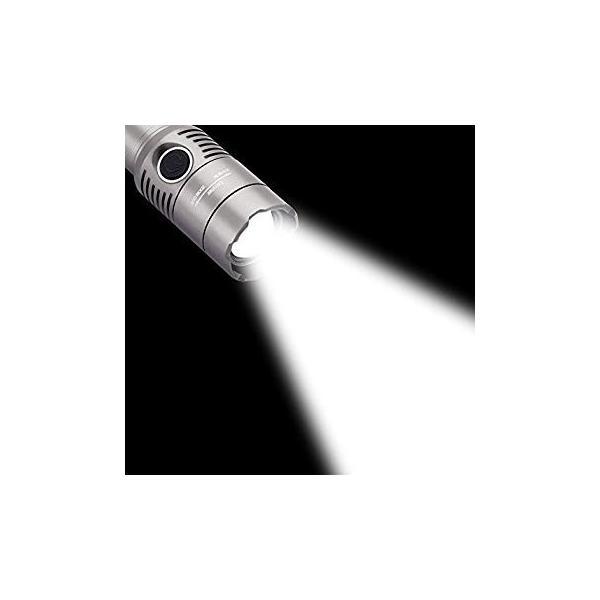 Quarice? LED 懐中電灯CREE ミニ500lm 高輝度 アルミニウム製 防水 防雨 軽量 持ち運び便利 ハンディライト 屋外用