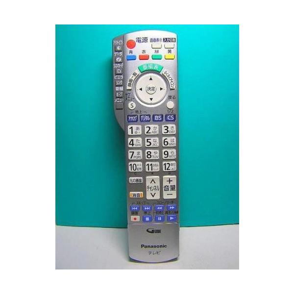 パナソニック テレビリモコン N2QAYB000443