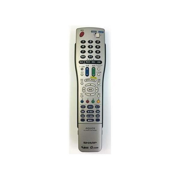 シャープ DVD DV-AC32、DV-ACV32、DV-ACW38用リモコン送信機 0046380178