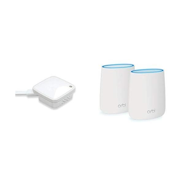 ラトックシステム スマート家電リモコン Works with Alexa認定製品日本正規代理店品 +Netgear Wi-Fiルーター セッ