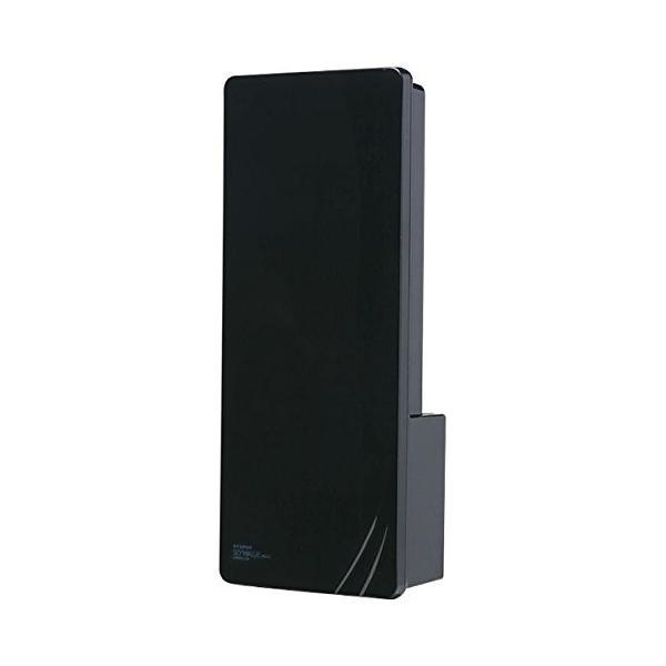 マスプロ電工 スカイウォーリーミニ 家庭用UHFアンテナ 感度3.2~4.3dB ブースター内臓型 ブラック U2SWLC3B(BK)