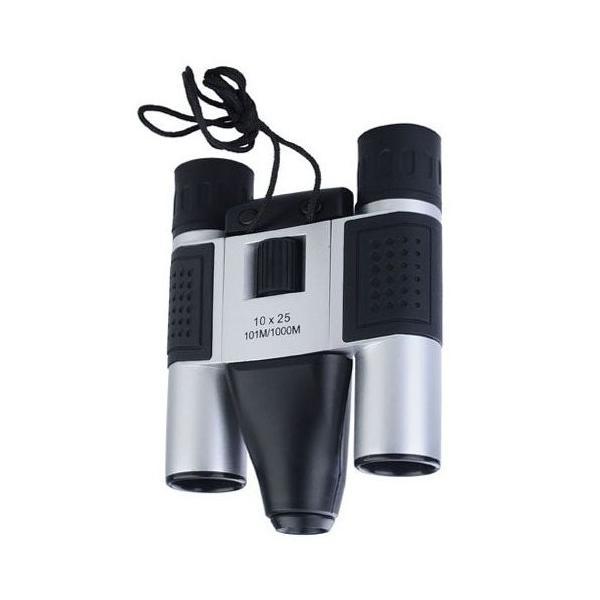 10?x 25デジタルカメラ双眼鏡望遠鏡Take写真ビデオ録画望遠鏡1.3?MP