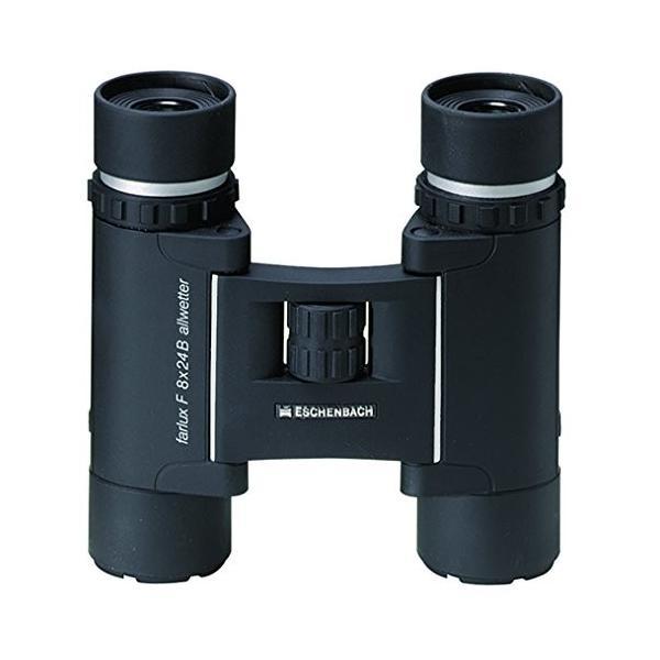国内正規品 ESCHENBACH 双眼鏡 ファーラックス F 8X24 B シルバー 4284-8241