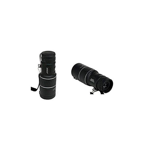単眼鏡 52mm telescope レンズカバー付 (30 × 52mm)
