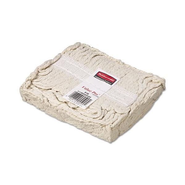 ラバーメイド エコノミー コットンモップ ホワイト V11601-8036 8194370