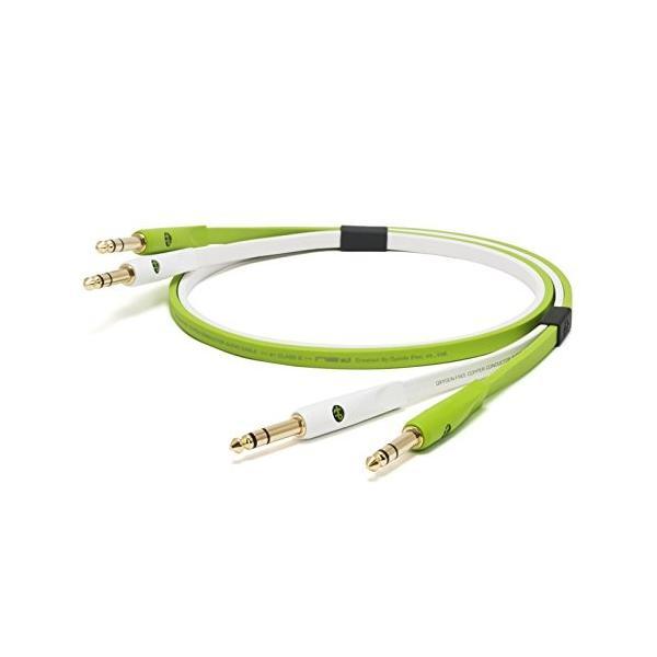 オヤイデ電気/D+ TRS CLASSB 2.0m TRS-TRS ケーブル