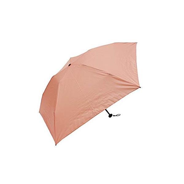 藤田屋 折りたたみ傘 ピンク 使用時/約47.5cm×約81cm、収納時/約5cm×約21.5cm