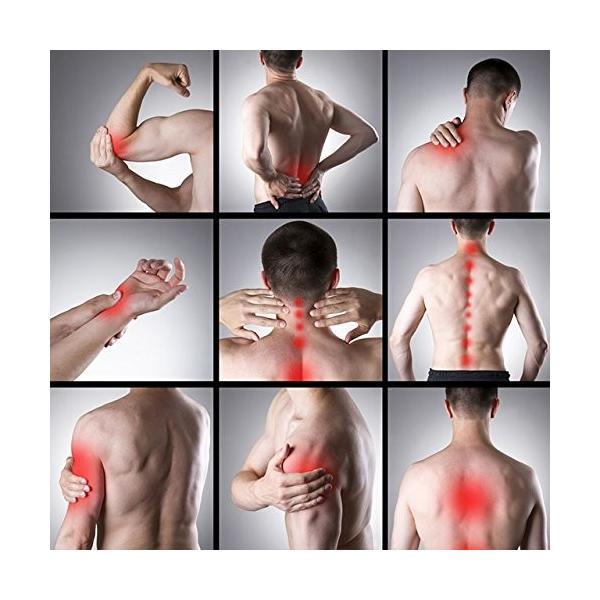 最新版セットフォームローラー 筋膜リリース エクササイズ フォームローラー 腰痛・肩コリ・筋肉痛を改善トリガーポイントヨガポール ストレッチ|orsshop|09