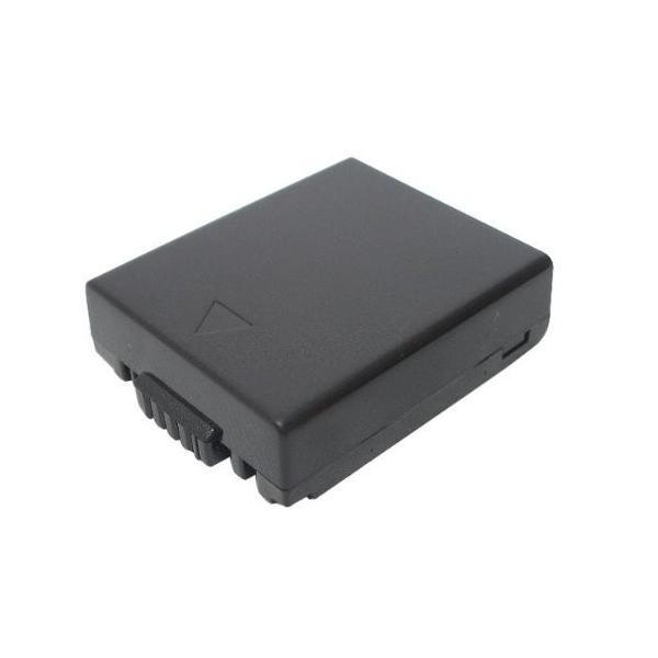 バッテリー 単品 Panasonic DMW-BM7 互換バッテリー LUMIX DMC-FZ20 DMC-FZ10 DMC-FZ5 等 対