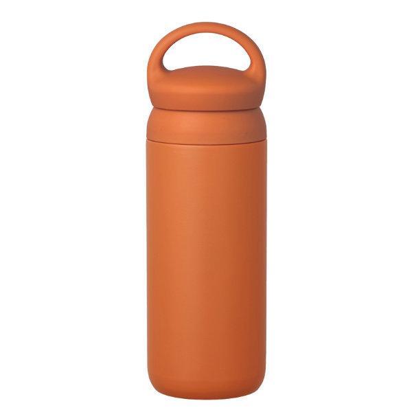 KINTO (キントー) DAY OFF TUMBLER (デイオフタンブラー) 500ml 302681 (オレンジ) (THメーカー)
