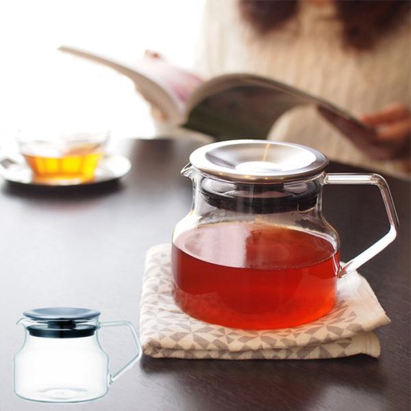 KINTO (キントー) CAST (キャスト) ティーポット 450ml