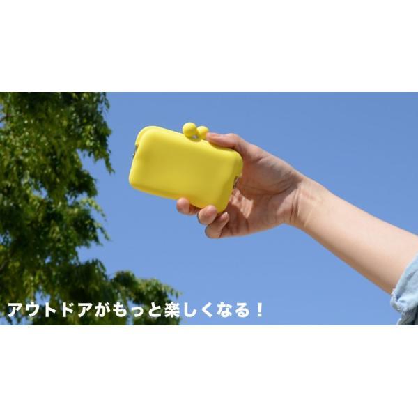 【メール便送料無料】レディース 名刺入れ カードケース ファッション小物 がまぐち がま口 シリコン DO-MO ドーモ DOMO p+g design メンズ|osaifuyasan|04