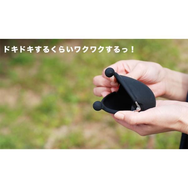 がま口 がまぐち 財布 小銭入れ コインケース レディース シリコン POCHI ポチ  p+g design POCHIシリーズ メンズ|osaifuyasan|05