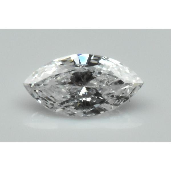【中央宝石研究所】マーキス 天然ダイヤモンド 0.423ct ルース 裸石 osaka-jewelry