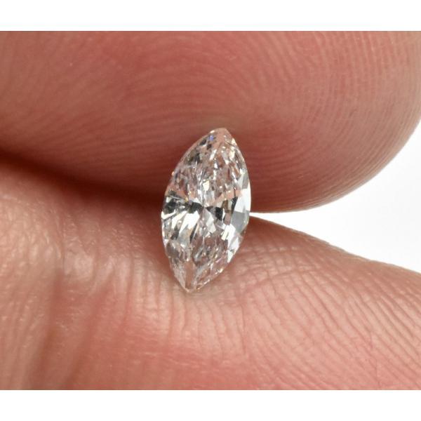【中央宝石研究所】マーキス 天然ダイヤモンド 0.423ct ルース 裸石 osaka-jewelry 02