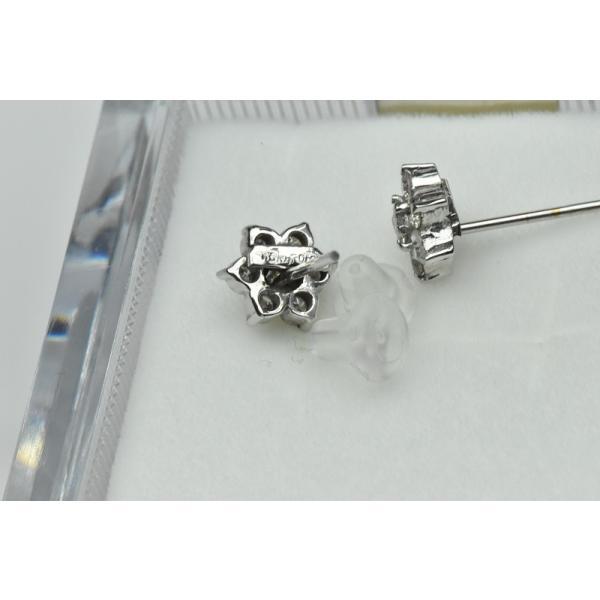 【ピアス】K18WG 合計 0.50ct ダイヤモンド osaka-jewelry 04