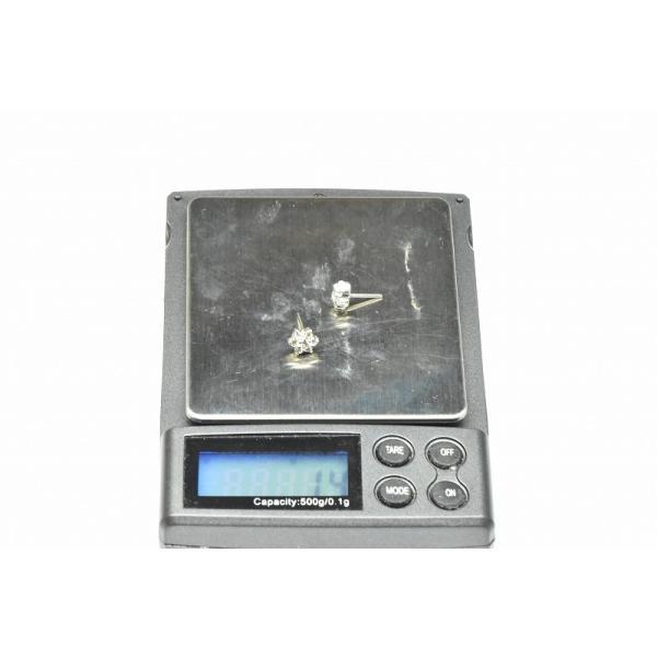 【ピアス】K18WG 合計 0.50ct ダイヤモンド osaka-jewelry 05