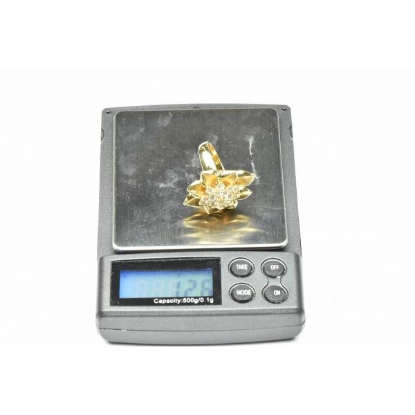 【鑑別】K18 ゴージャス 1.55ct ダイヤモンドリング 12.5号|osaka-jewelry|08