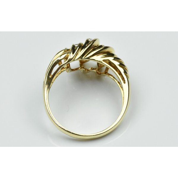 【鑑別】K18 合計 0.69ct ダイヤモンドリング 12.5号 指輪|osaka-jewelry|05